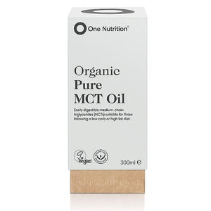 One Nutrition Organic Pure MCT Oil
