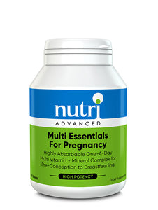 Nutri  Advanced Multi Essentials for Pregnancy