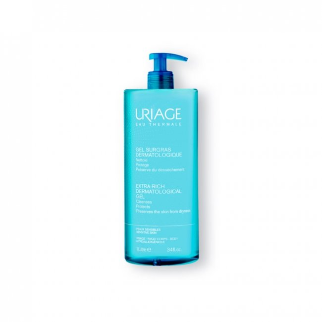 URIAGE Eau Thermale Extra Rich Dermatological Gel