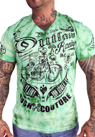 Rush Couture M11008 Ride it Green