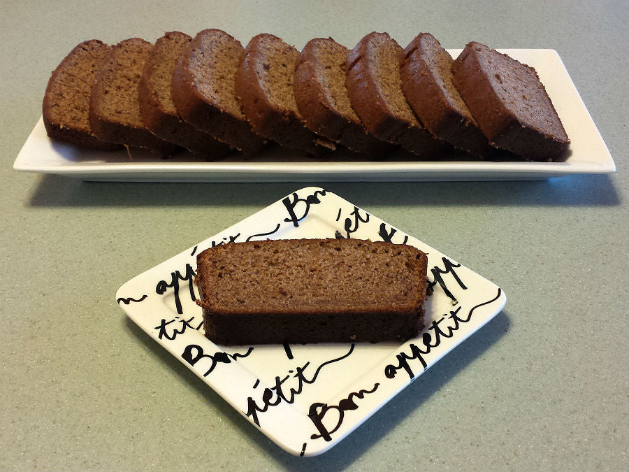 Plain Banana Loaf