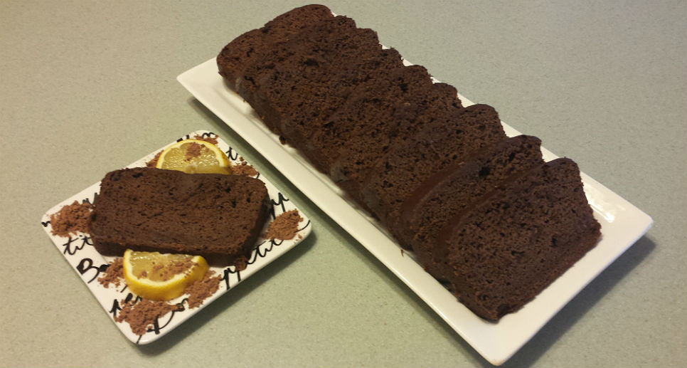 Lemon Chocolate Bliss™ banana bread