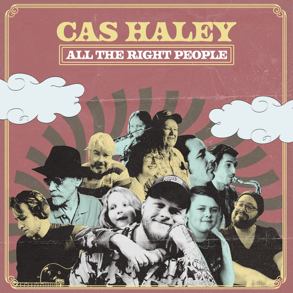 Cas Haley Knows All the Right People!