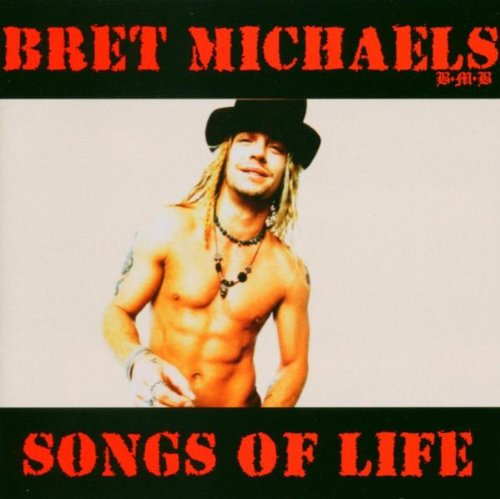 Bret Michaels Songs of Life