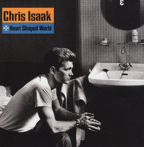 Chris Isaak Heart Shaped World
