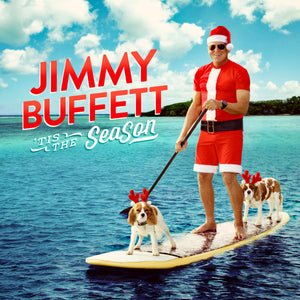 Jimmy Buffett 'Tis The SeaSon Vinyl Record
