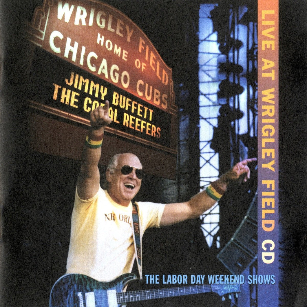 Jimmy Buffett Live at Wrigley Field