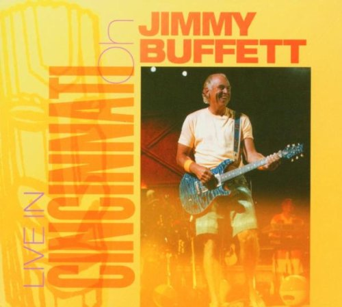Jimmy Buffett Live in Cincinnati