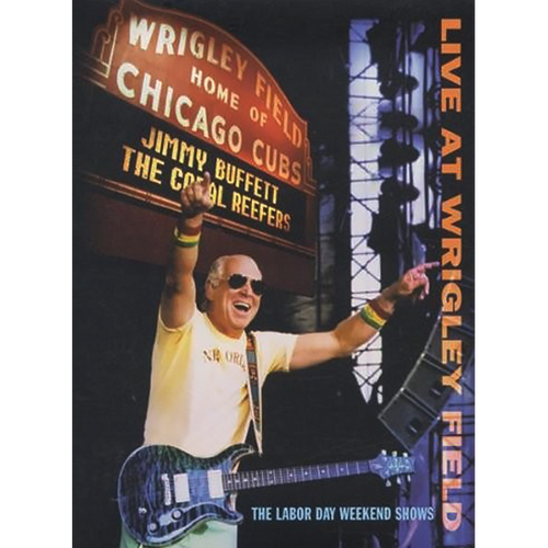 Jimmy Buffett Live At Wrigley Field DVD