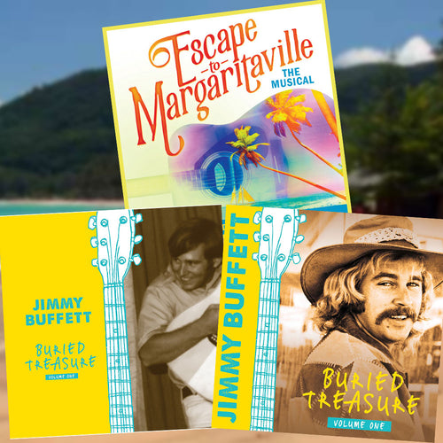Escape to Margaritaville Deluxe Vinyl Bundle