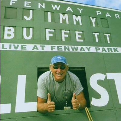 Jimmy Buffett Live at Fenway Park