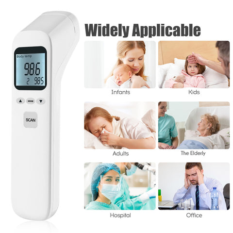 Medical Infrared thermometer widely applicable