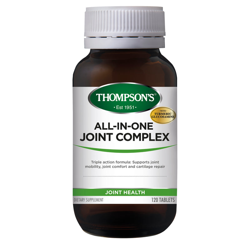 Thompson's All-in-One Joint Complex 120 tablets