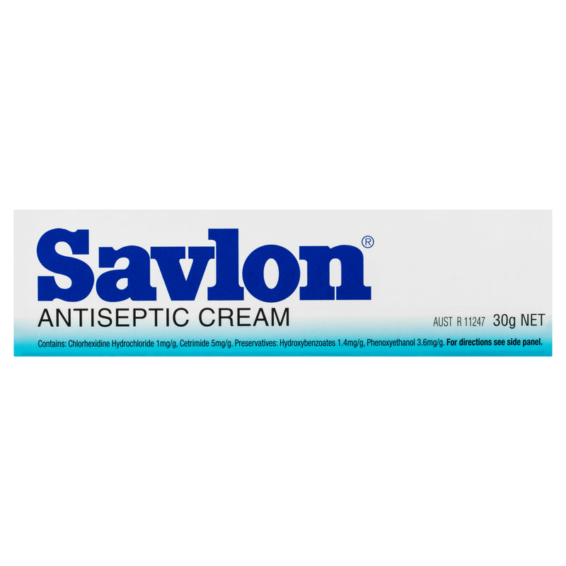 Savlon Soothing and Healing Antiseptic Cream 30g