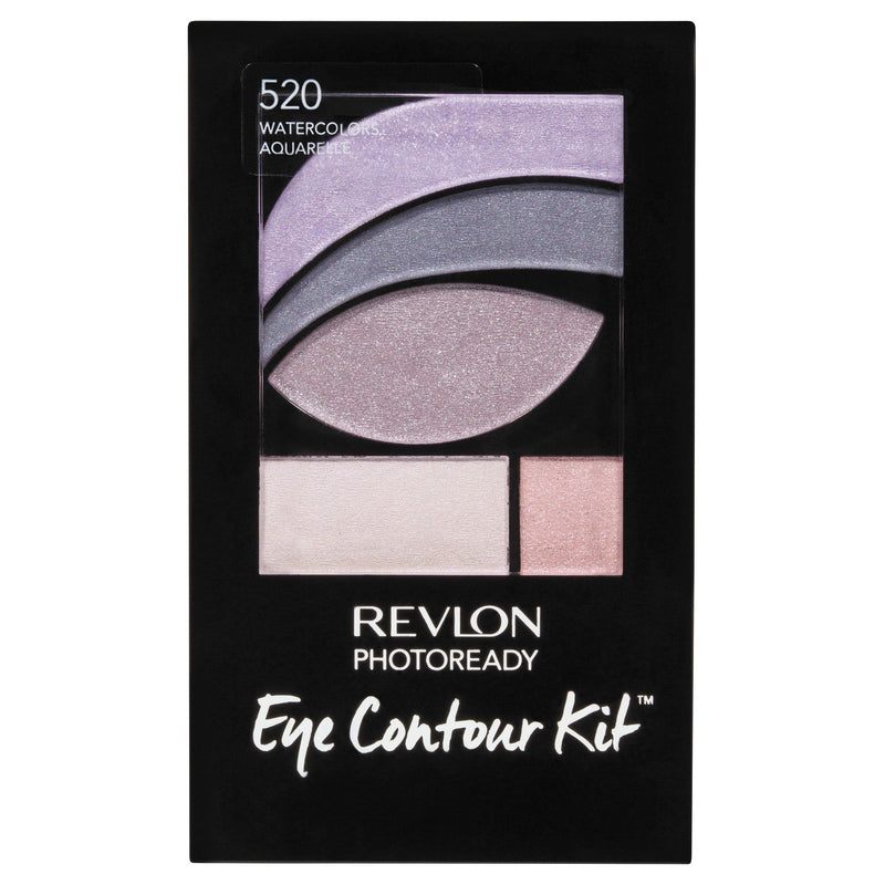 Revlon PhotoReady Eye Contour Kit ™ Watercolors NZ - Bargain Chemist