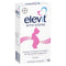 Elevit With Iodine Pregnancy Supplement Tablets 30 Pack