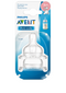 Philips Avent Anti-Colic Variable Flow Teats 2 Pack