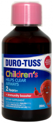 Duro-Tuss Childrens Ivy Leaf Extract 200ml - Strawberry