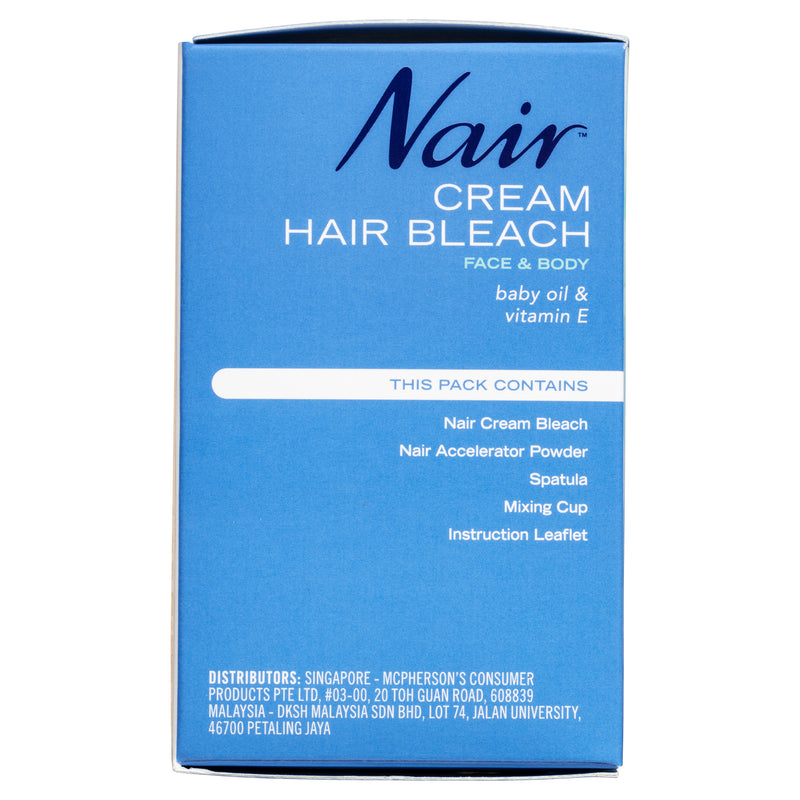 Nair Cream Hair Bleach 28g