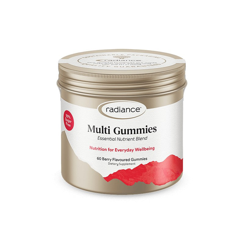 RADIANCE Adult Gummies Multi Vitamin 60's