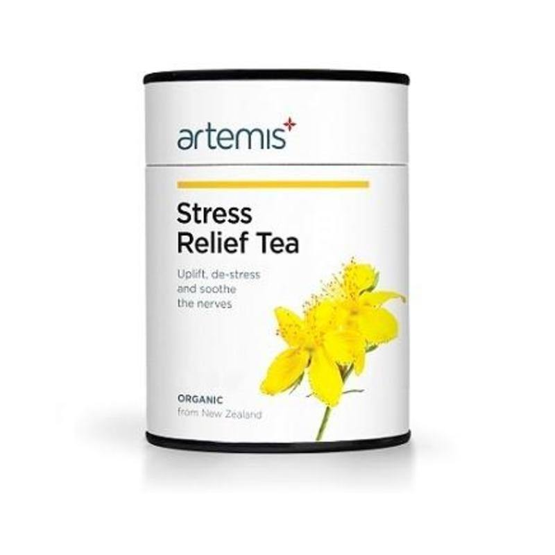 Artemis Stress Relief Tea 30g NZ - Bargain Chemist