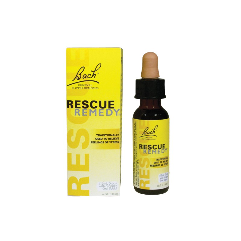 Bach Rescue Remedy Drops 10ml