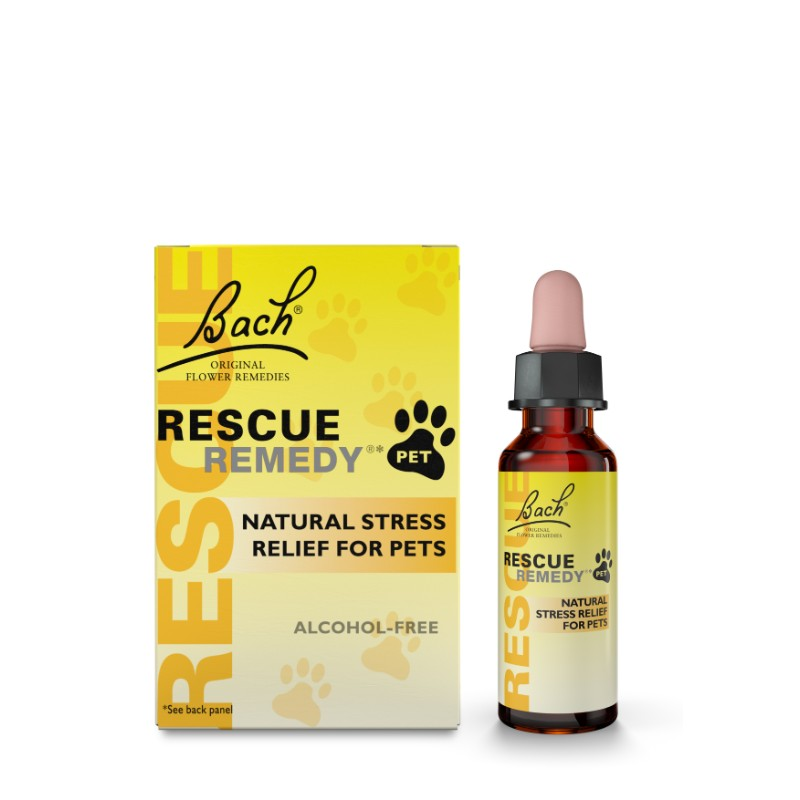 Bach Rescue Remedy Pet Drops 10ml