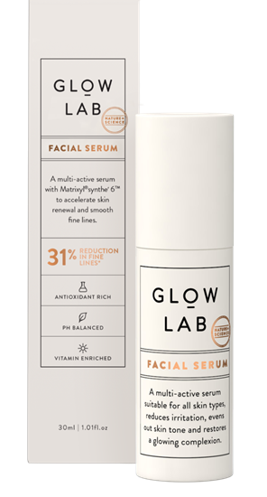 Glow Lab Facial Serum 30ml