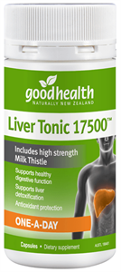 Good Health Liver Tonic 17500™ Capsules 90