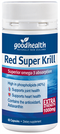 Good Health Red Super Krill 1000mg 60 Capsules
