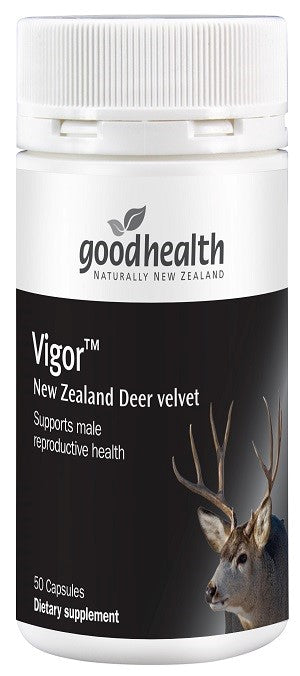 Good Health Vigor™ Capsules 50