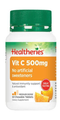 Healtheries Vit C 500mg Chewable 60 Tablets