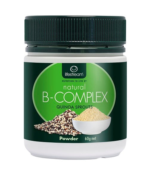 Lifestream Natural B-Complex Powder 60g