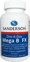 SANDERSON One A Day Mega B FX 60tab