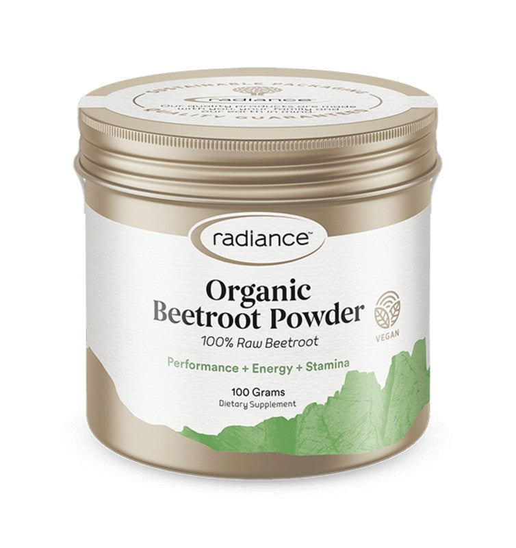 RADIANCE Beetroot Organic Powder 100g