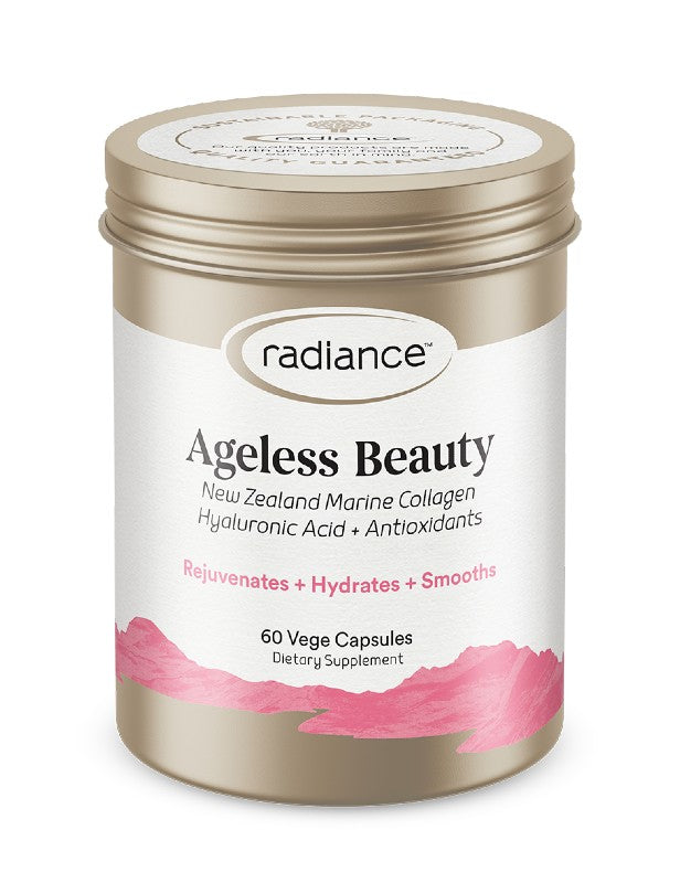 RADIANCE Ageless Beauty 60's