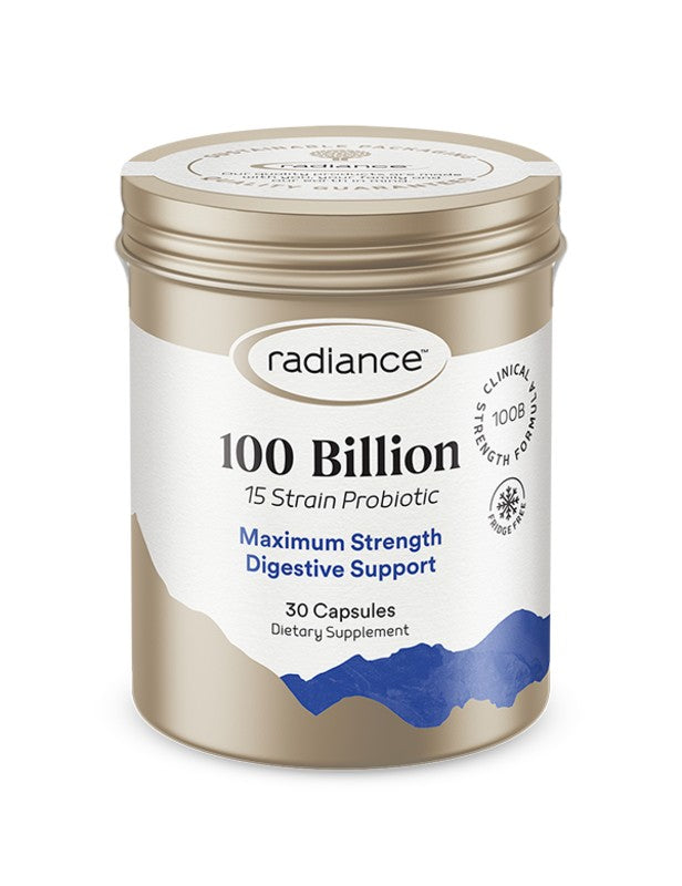 RADIANCE Probiotics 100 Billion 30's