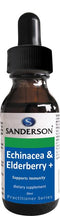 SANDERSON Echinecea Elderberry 30ml