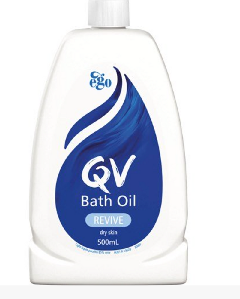 Ego QV Bath Oil 500mL