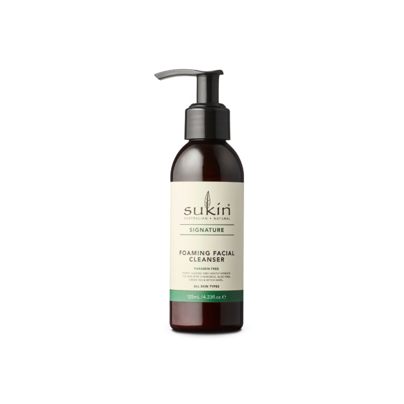 Sukin Signature Foaming Facial Cleanser 125ml