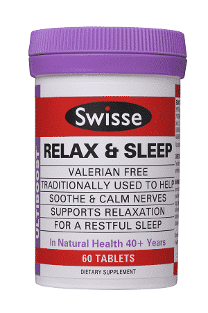 Swisse Relax & Sleep Tablets 60