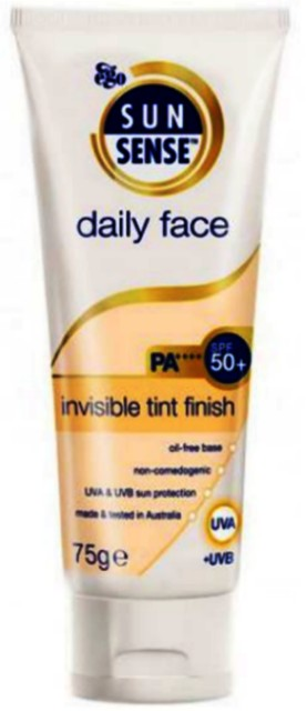 EGO Sunsense Daily Face Light 75g