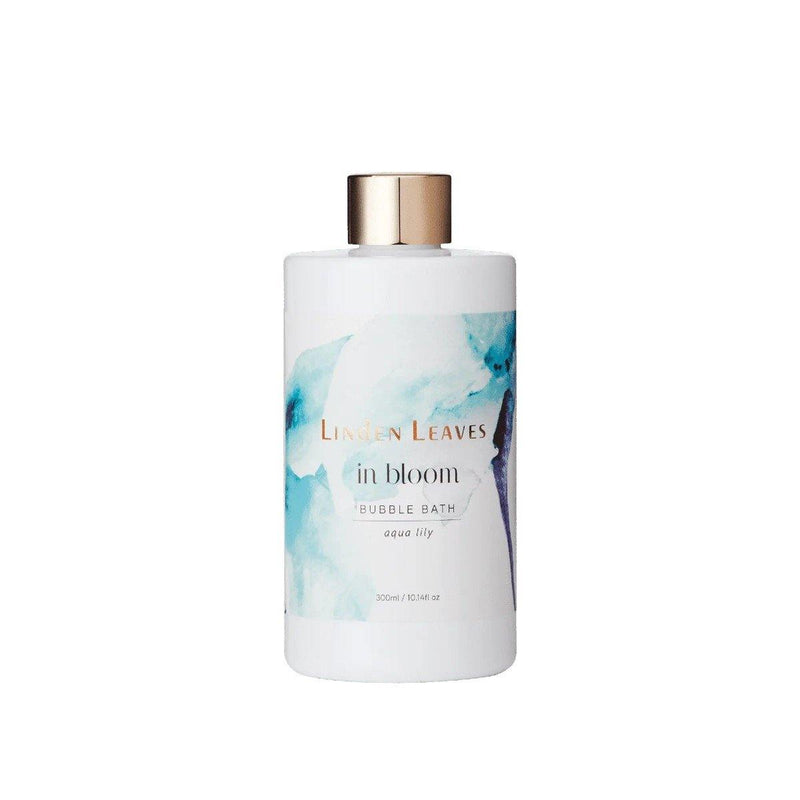 LINDEN LEAVES In Bloom Aqua Lily Bubble Bath 300ml