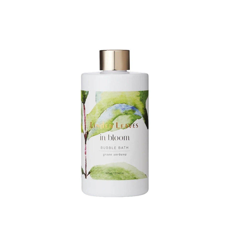 LINDEN LEAVES In Bloom Green Verbena Bubble Bath 300ml