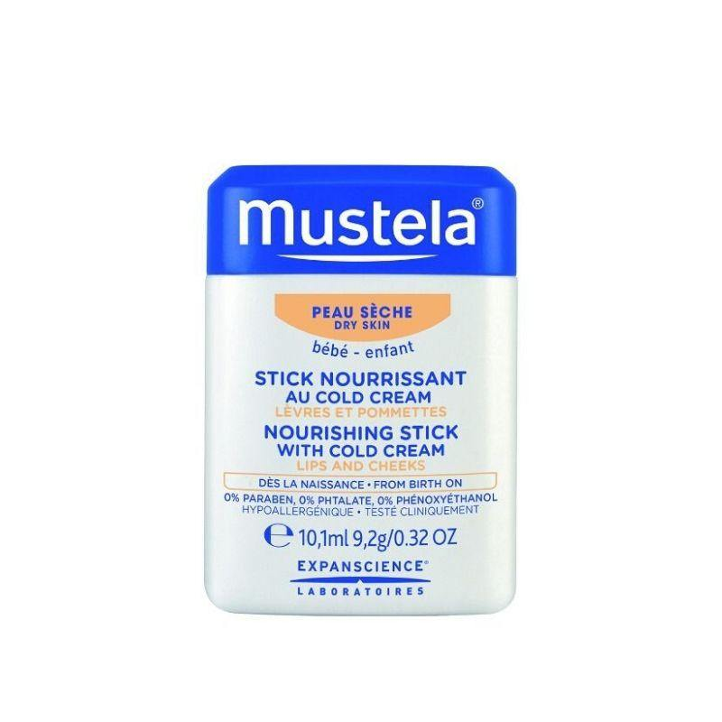 Mustela Hydra-Stick with Cold Cream Nutri-Protective 10g