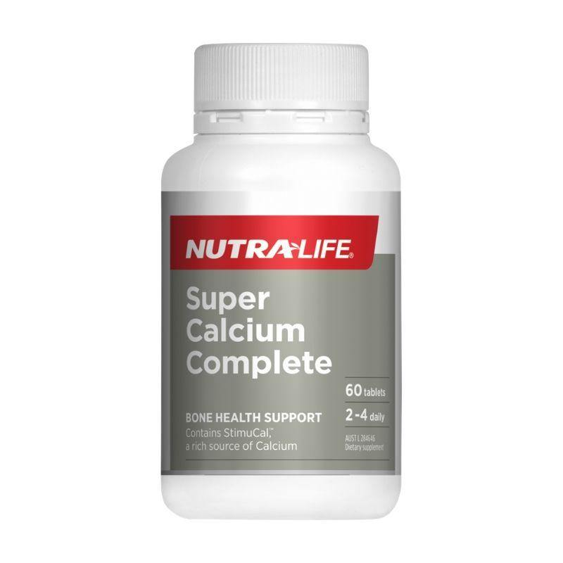 Nutra-Life Super Calcium Complete 60 tablets