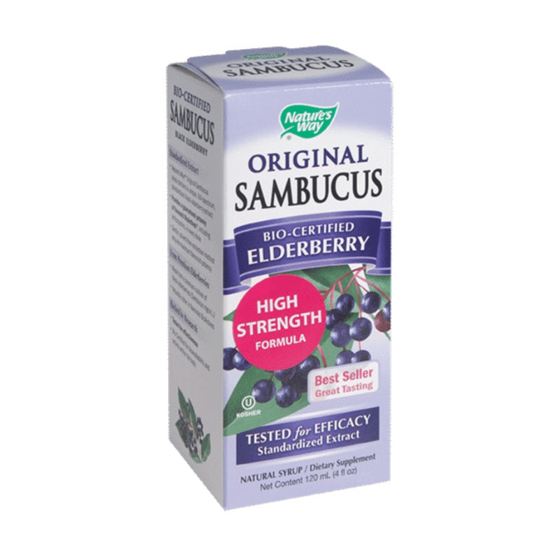 Nature's Way Sambucus Original 120ml