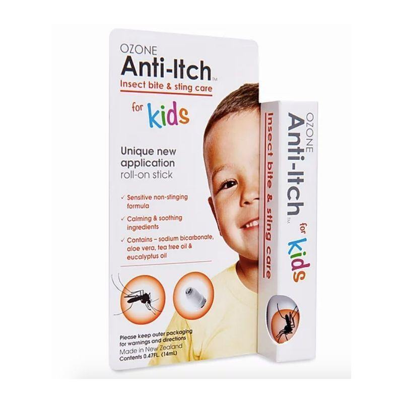 Ozone Anti-Itch™ Insect Bite & Sting Care For Kids 14ml
