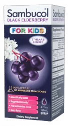 Sambucol For Kids Formula 120ml - Immune System Support