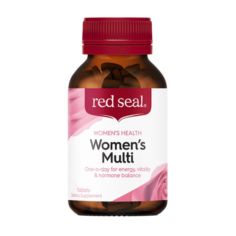 Red Seal Women's Multivitamin 30 Tablets